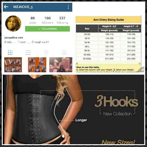 She Was My 900th Follower On Instagram Received A Free Waist