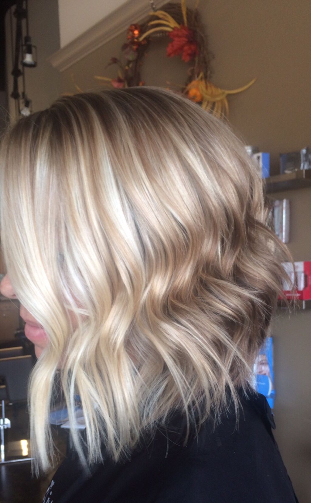 Dimensional Platinum Blonde Hair Toupee Shades Of Blonde Hair