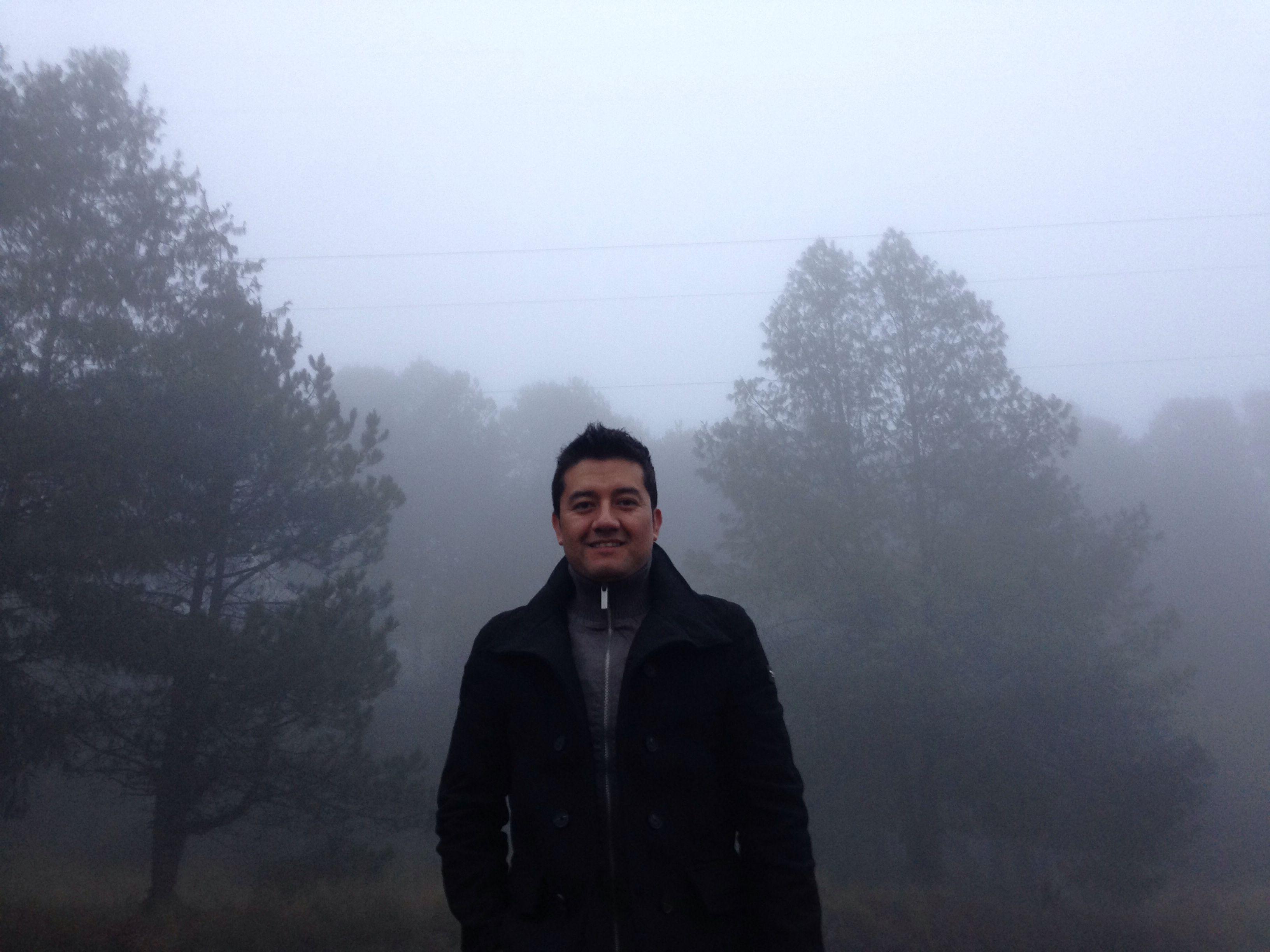 Hermosa bosque del norte del edo de Puebla!