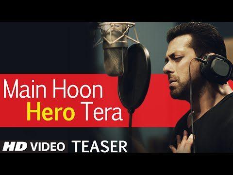 SONGS: MAIN HOON HERO TERA MP3 Song Download (Title Song).