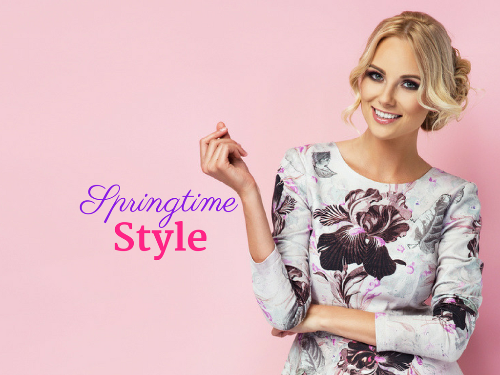 Are you preparing for Spring Fashion yet? Read https