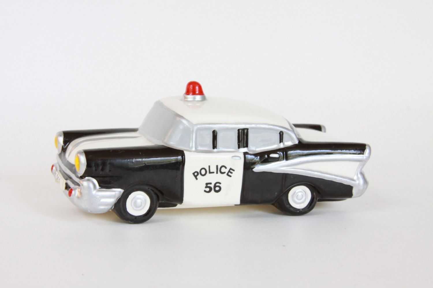 $20 Calling All Cars Department 56 Retired Ceramic Police Car by ...