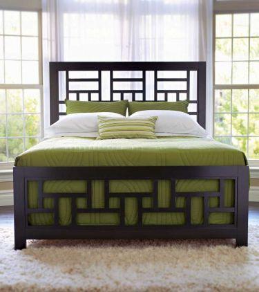 Queen Lattice Bed Bedroom Design Bedroom Sets Broyhill Furniture