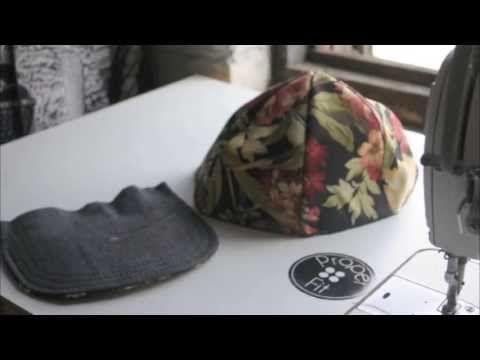 c3066411b59 ▷ How to make a Snapback Baseball Hat