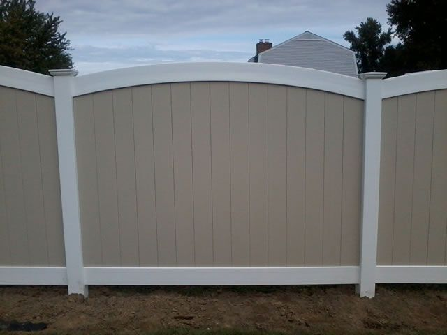 Paint Colors For Privacy Fences Virtually Maintenance Free Variety Of Styles
