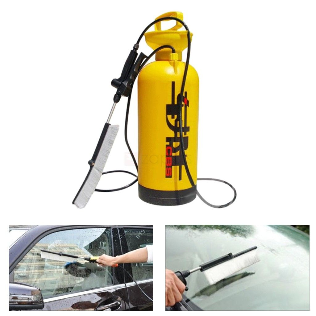 Car Wash 8L Pressure Washer with Brush and Spray. Pressure