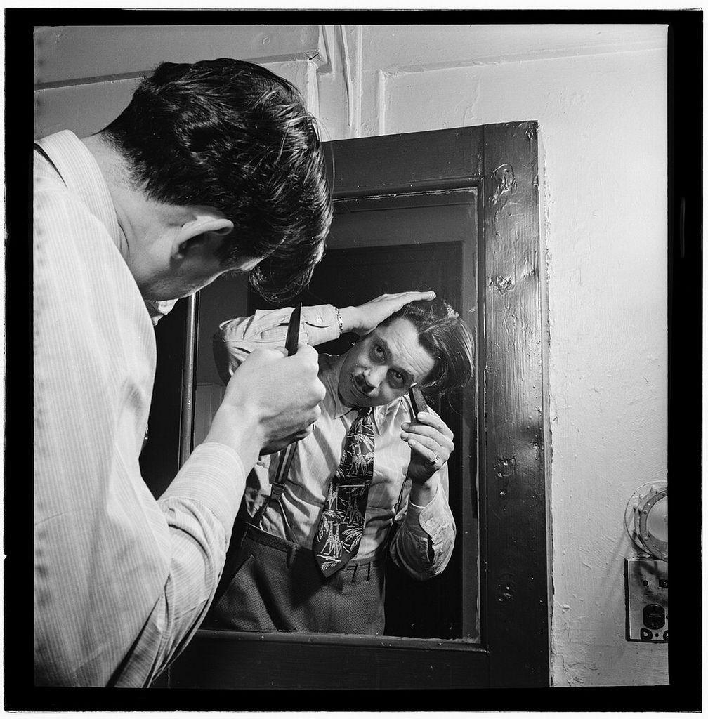 Mens haircut tutorials portraitofcabcallowaycolumbiastudionewyorknycamar