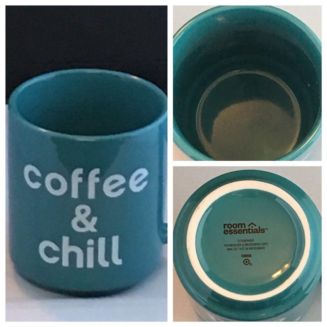 Coffee Mug Till Green Coffee Chill Mug - Mercari: The Selling App ...