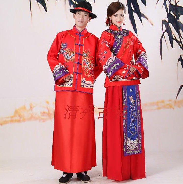 Traditional Chinese Clothing For Women Mulan