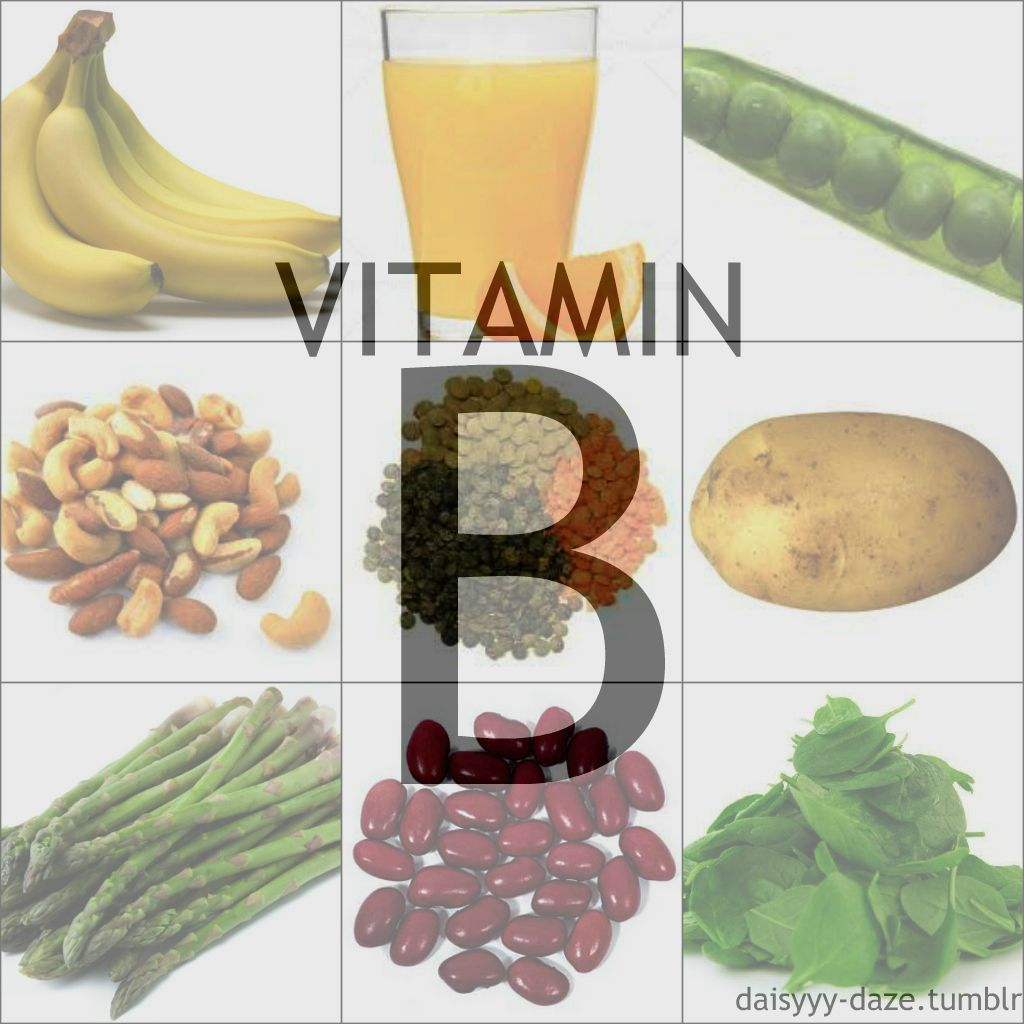 Is there vitamin B in vegetables and fruits 11