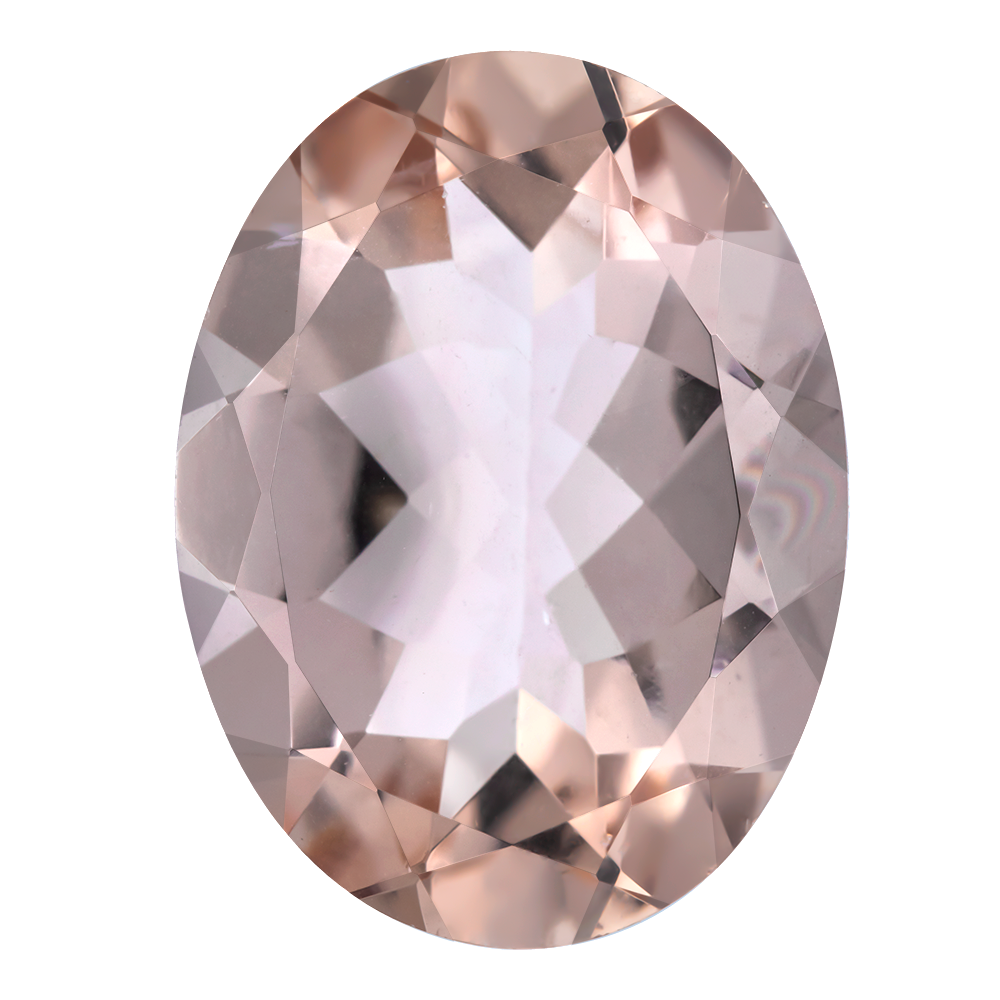 Morganite 778 CT 16x12 MM Oval