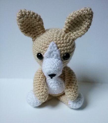 Ravelry Chihuahua Pattern By Ashley Turck Crochet Cats Dogs
