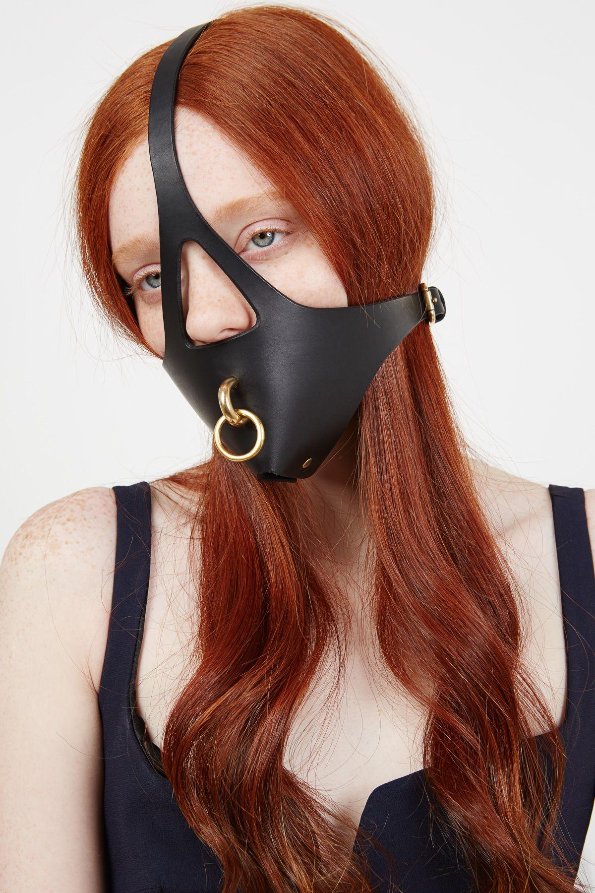Fleet Ilya Muzzle Mask - WOMEN - Accessories - Fleet Ilya ...