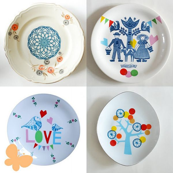 Plates loves...