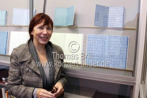 Deutsche Künstlerin Nora Schattauer gastiert mit ihrer Ausstellung