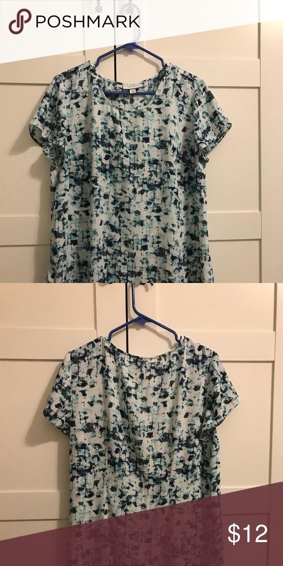 0b2e9594f58ce Maternity blouse Sheer maternity blouse. Like New! Liz Lange Maternity for  Target Tops Blouses