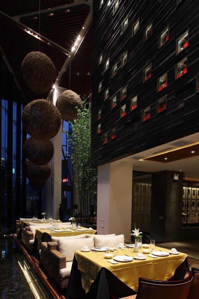 Yuwan Restaurant Nota Design Architects Engineers Restaurant Design Beautiful Interior Design Restaurant Interior