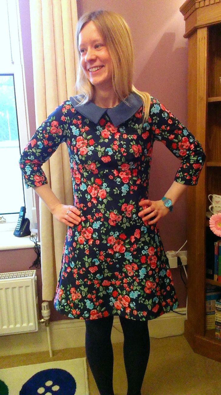 Blogger Network #13 – Floral Françoise Dress