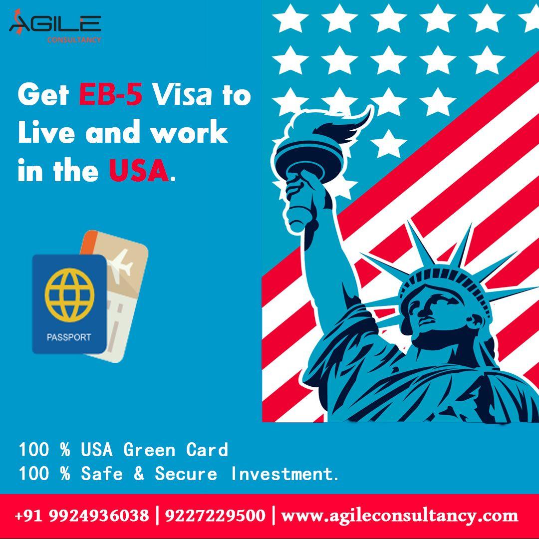 EB-5 Green Card Visa Process