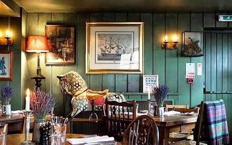 The Best Pubs With Rooms The Traditional Winter Warmer