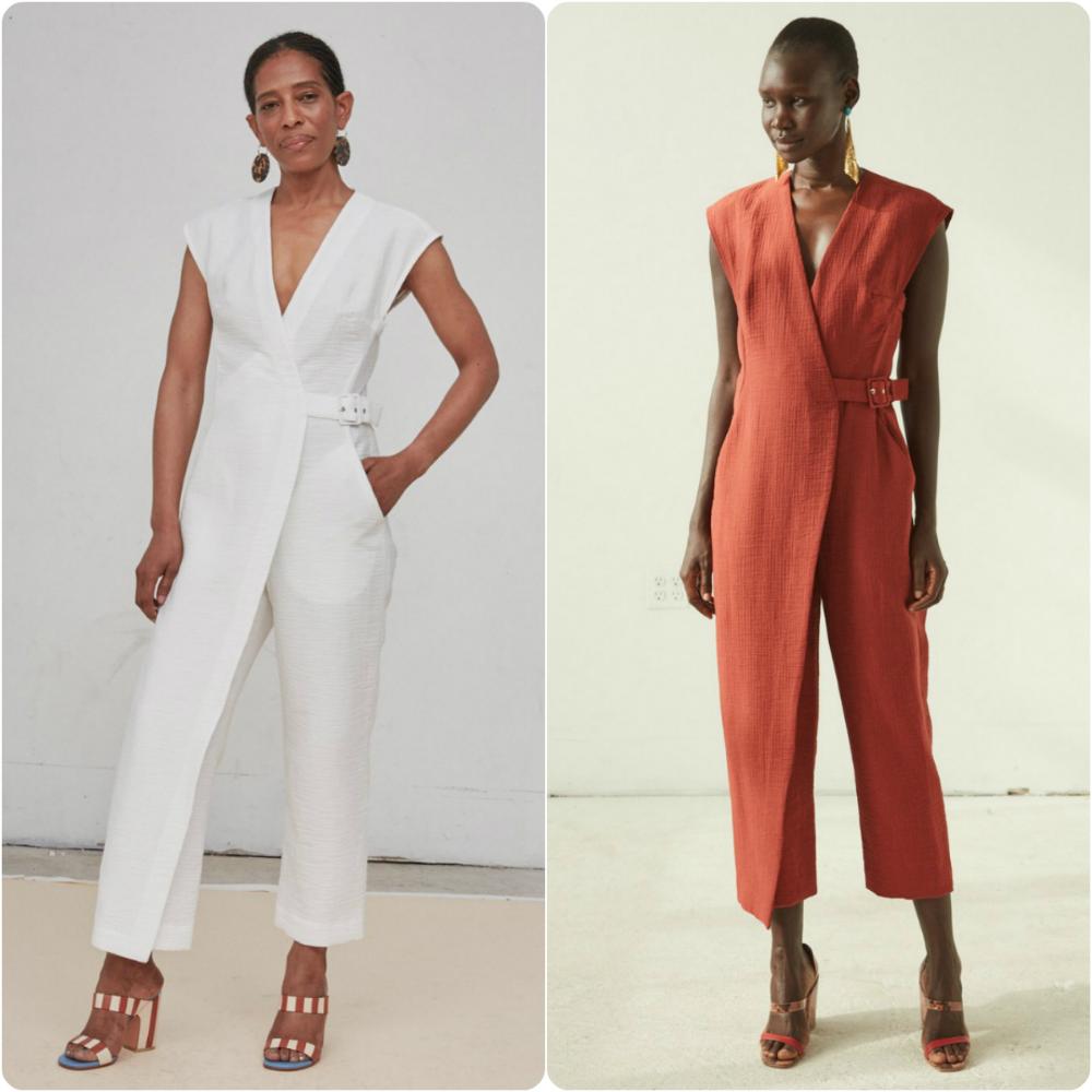 Rachel Comey Steadfast Jumpsuit Vogue Patterns Diy Fashion No