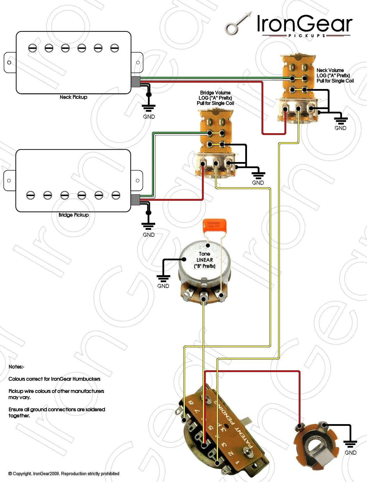 Fender Blacktop Stratocaster Wiring Diagram
