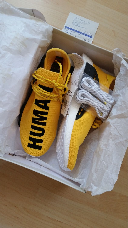 Ténis Adidas NMD Frete HUMAN RACE PHARRELL WILLIAMS Frete NMD Gratis Roupas aa9f56