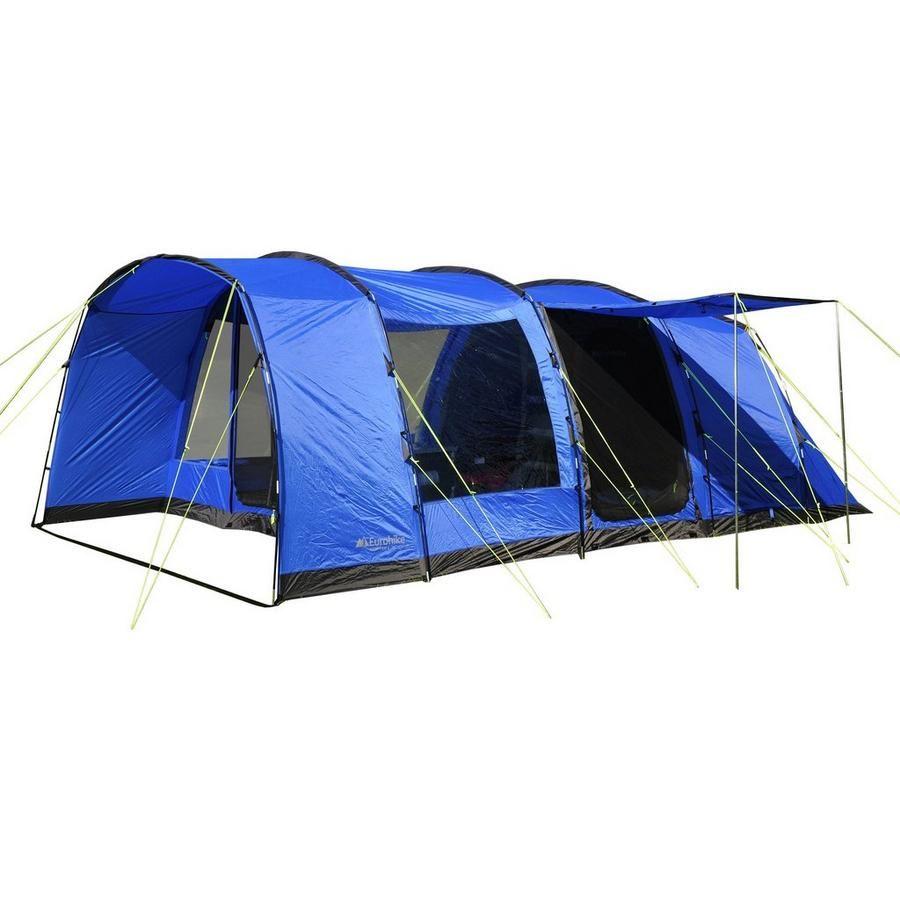 Eurohike H&ton 6 Man Family Tent Blue at Cycling Bargains  sc 1 st  Pinterest & Eurohike Hampton 6 Tent | Stuff to Buy | Pinterest | Tents