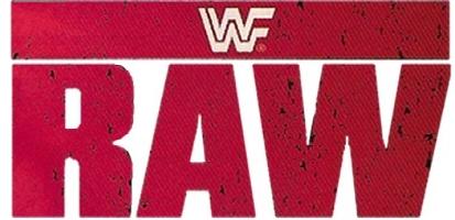 Wwe Raw Logo 1993 Png Doink The Clown Wwf Monday Night