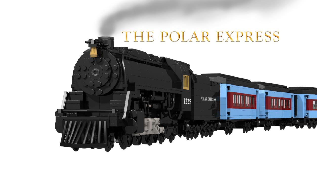The Polar Express Polar Express Polar Express Train Polar