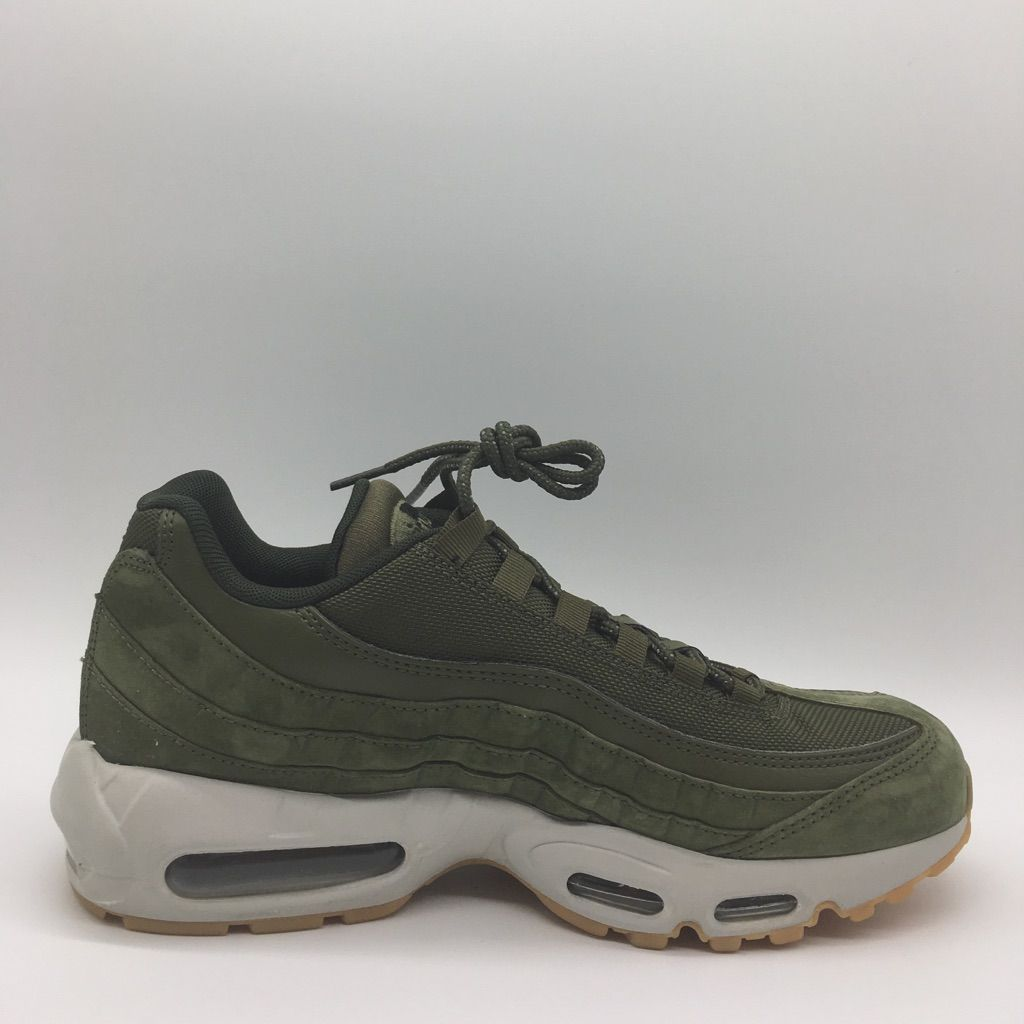Nike Shoes Nike Air Max 95 Olive Green Color Green Size