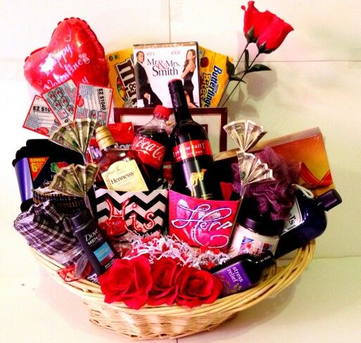 valentine s anniversary gift basket great gift for couples a