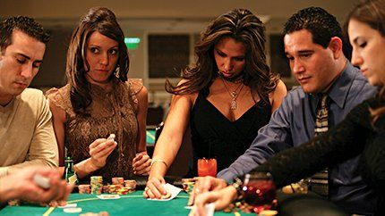 strip experience poker
