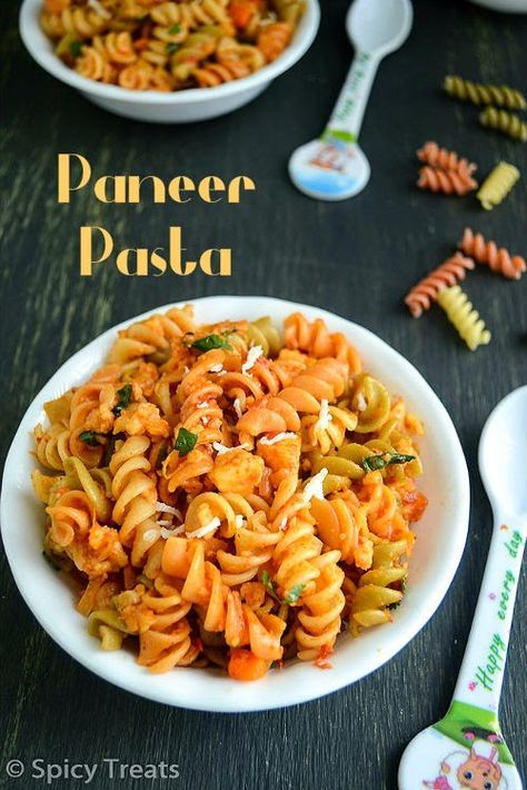 Spicy treats paneer pasta curried paneer pasta indian style spicy treats paneer pasta curried paneer pasta indian style cheese pasta forumfinder Gallery