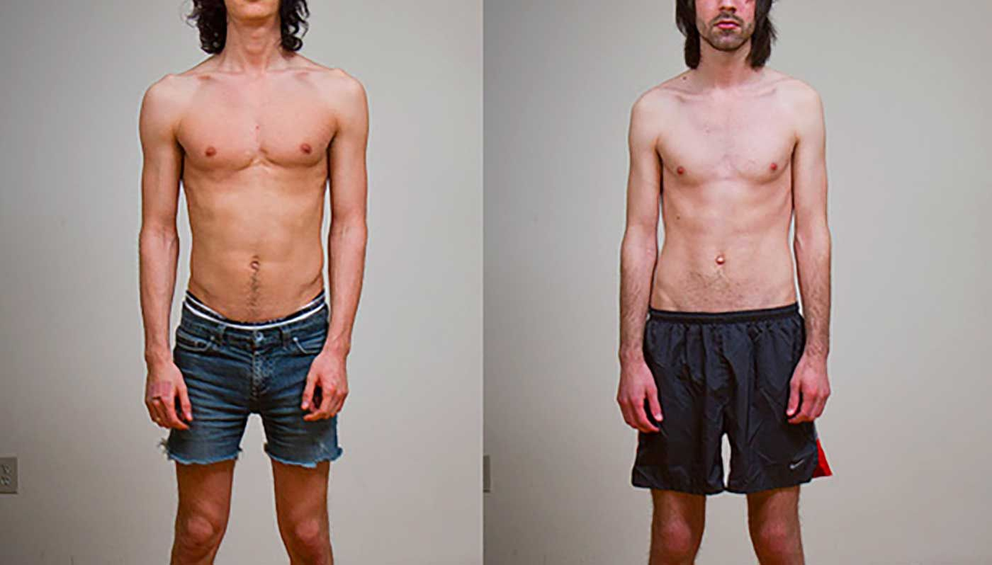 How two ectomorphs bulked up our musclebuilding