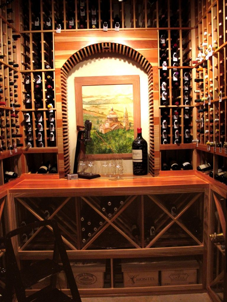 Arch Center Wine Cellar Builders Atlanta GA. Thanks to our wine cellar builder Jim Hixon & Arch Center Wine Cellar Builders Atlanta GA. Thanks to our wine ...