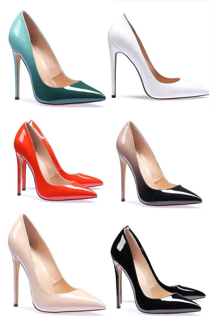 8117c2d4e4fa Sexy Elegant Stiletto Heels For Women 2019