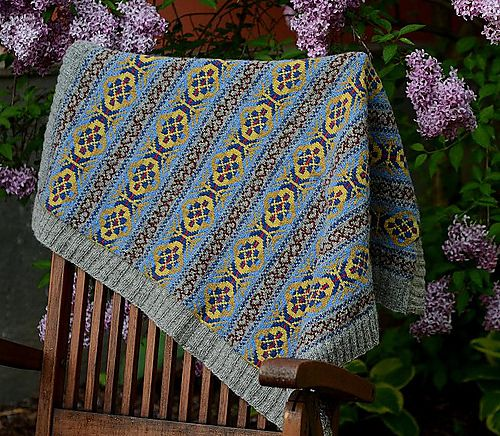 Ravelry: Vognteppet Fair Isle pattern by The Needle Lady...not ...