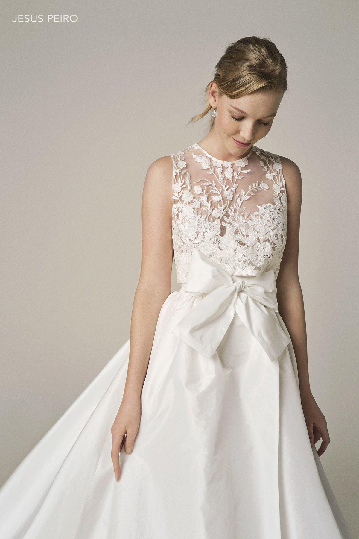 Jesus Peiro Amalia Collection 2021 In 2020 Wedding Dresses Wedding Dress Styles Designer Wedding Dresses