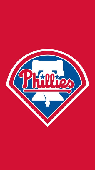 Philadelphia Phillies IPhone Wallpaper