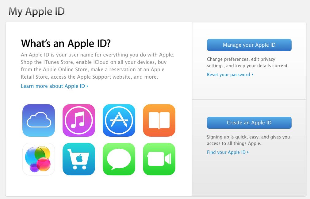 How To Change Your Apple Id Culturemob Apple Apple Online