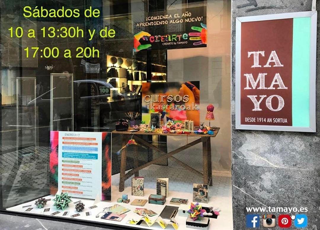 Este sábado tarde de Semana Santa te esperamos de 17 a 20h en #TamayoPapeleria #Donostia #SanSebastian abiertos como siempre para lo que necesites
