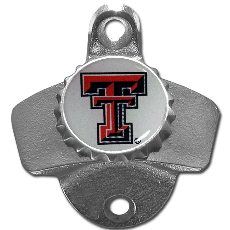 Siskiyou Collegiate Texas Tech Raiders Wall-mounted Bottle Opener