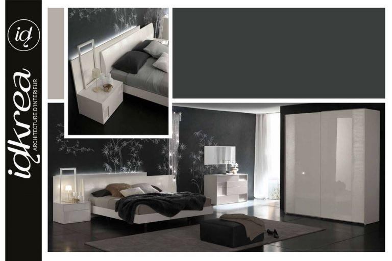 STYLE CHIC IDKREA propose rénovation ou aménagement de chambre dans