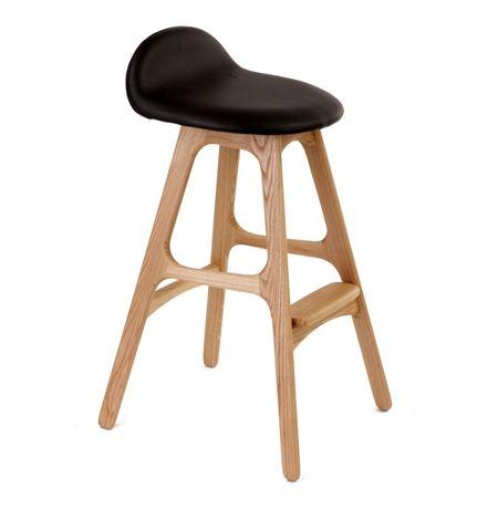 replica erik buch bar stool 66cm ash main image project
