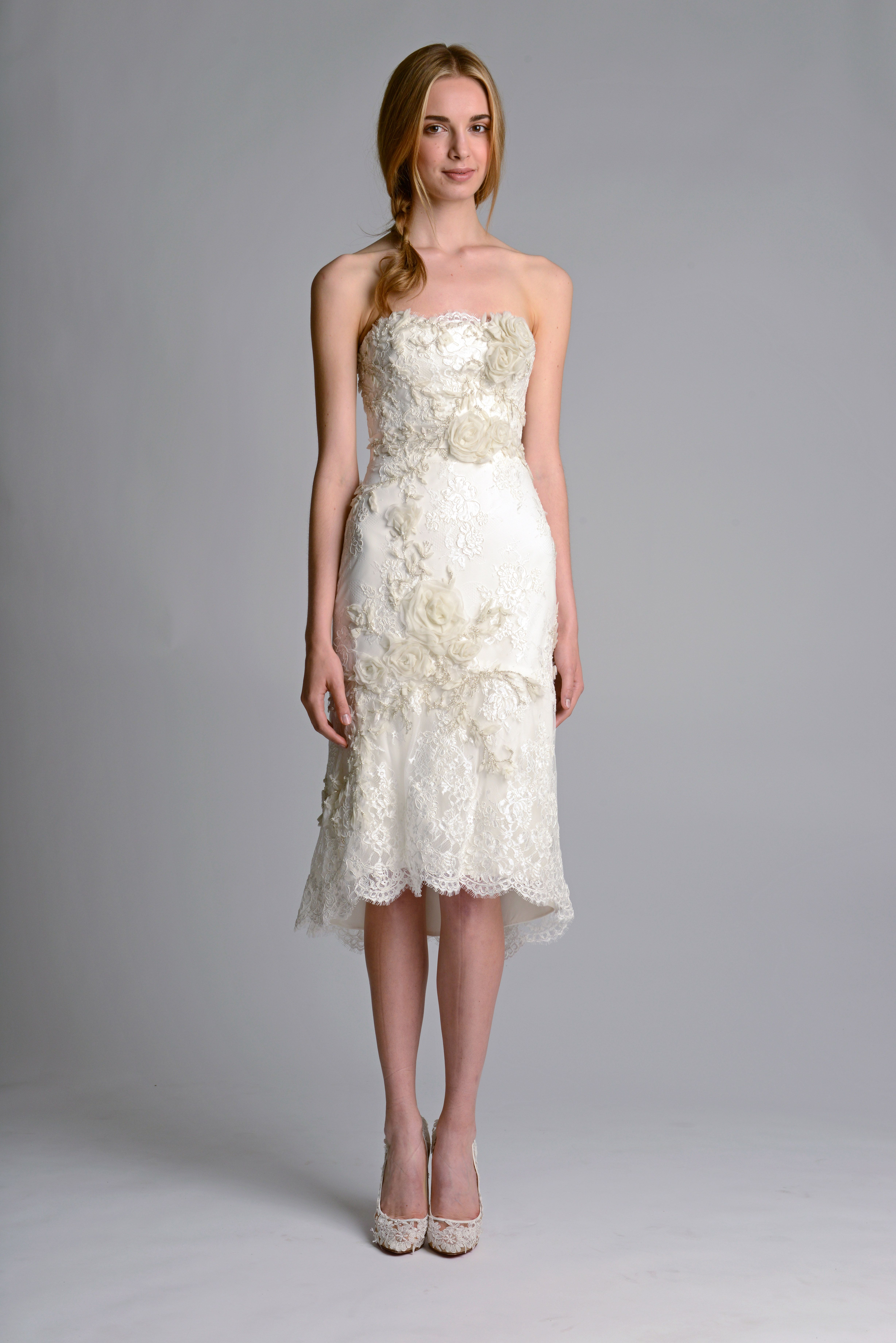 Short story short story marchesa bridal fall 2014 great for a change into dress or junglespirit Image collections