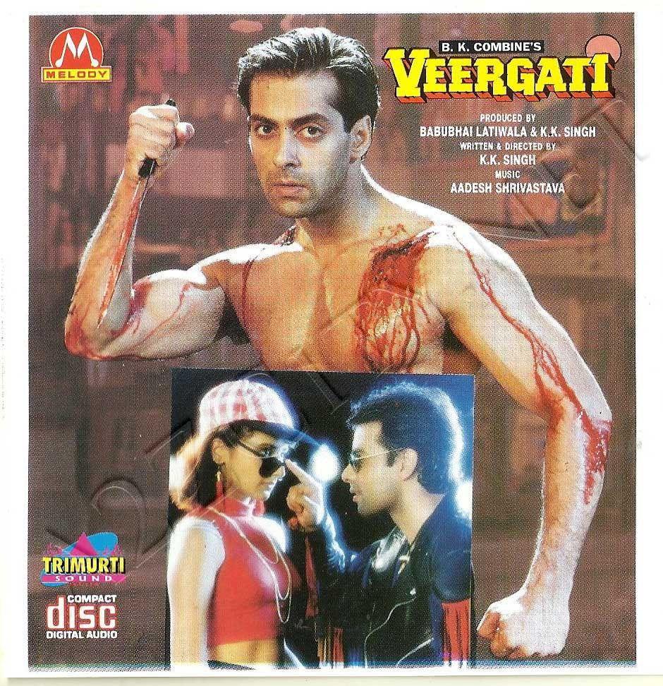 Veergati [1995-MP3-VBR-320Kbps]   Mp3   Bollywood songs