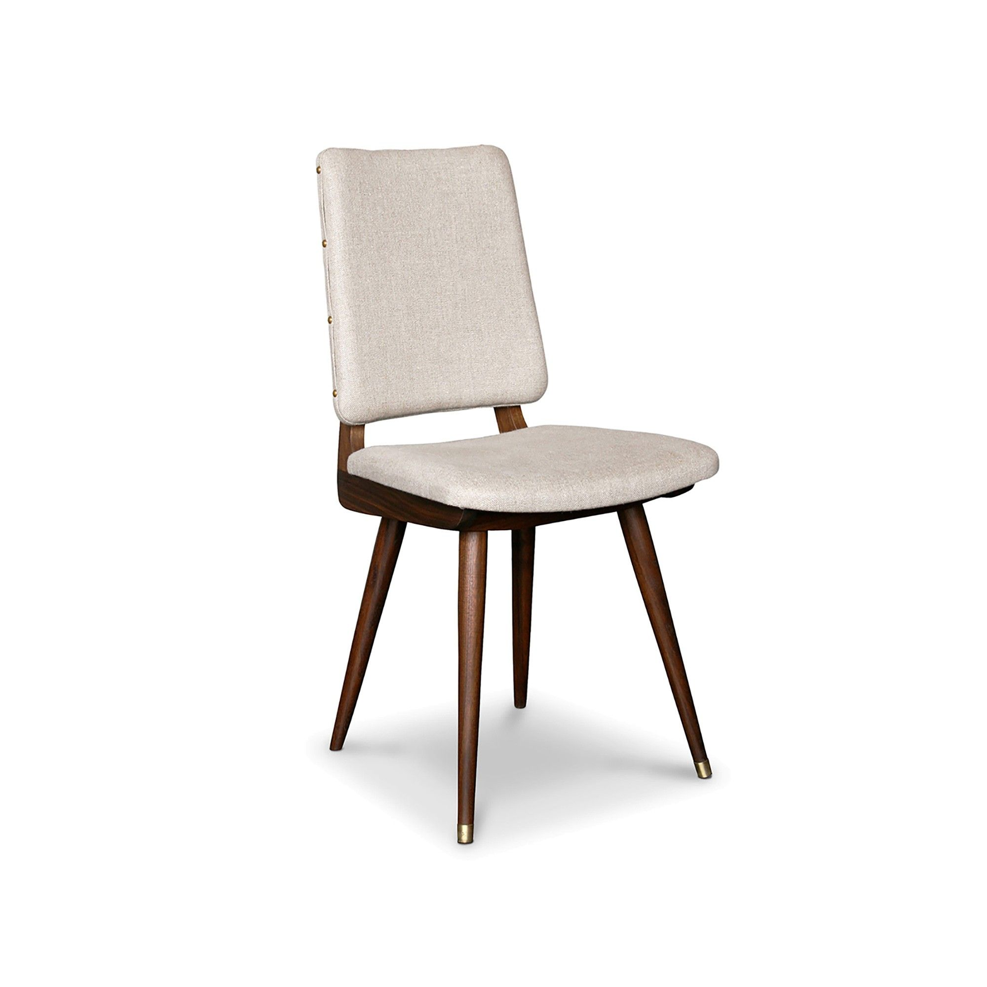 A Petit Side Chair By Jonathan Adler With Small Footprint