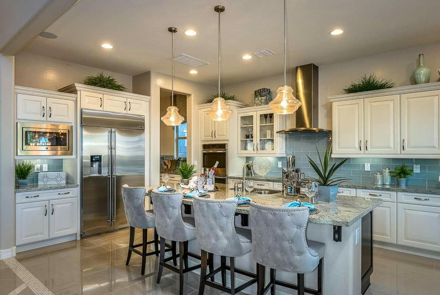 Dream Do Come True Thus Kitchen O My New House