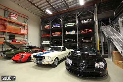 Dream garage tumblr unusual garages pinterest for Garage class auto